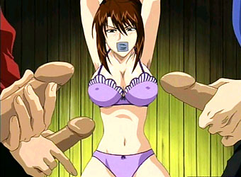 anime tits porn