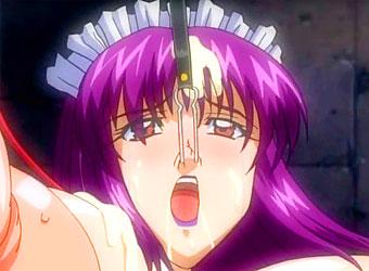 Bukkake hentai movies
